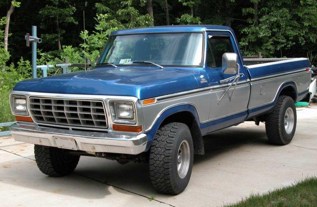 1979 Ford F150 | ILoveClassicCarsHQ.com & 1979 Ford F150 | ILoveClassicCarsHQ.com | My favourite Classic ... markmcfarlin.com