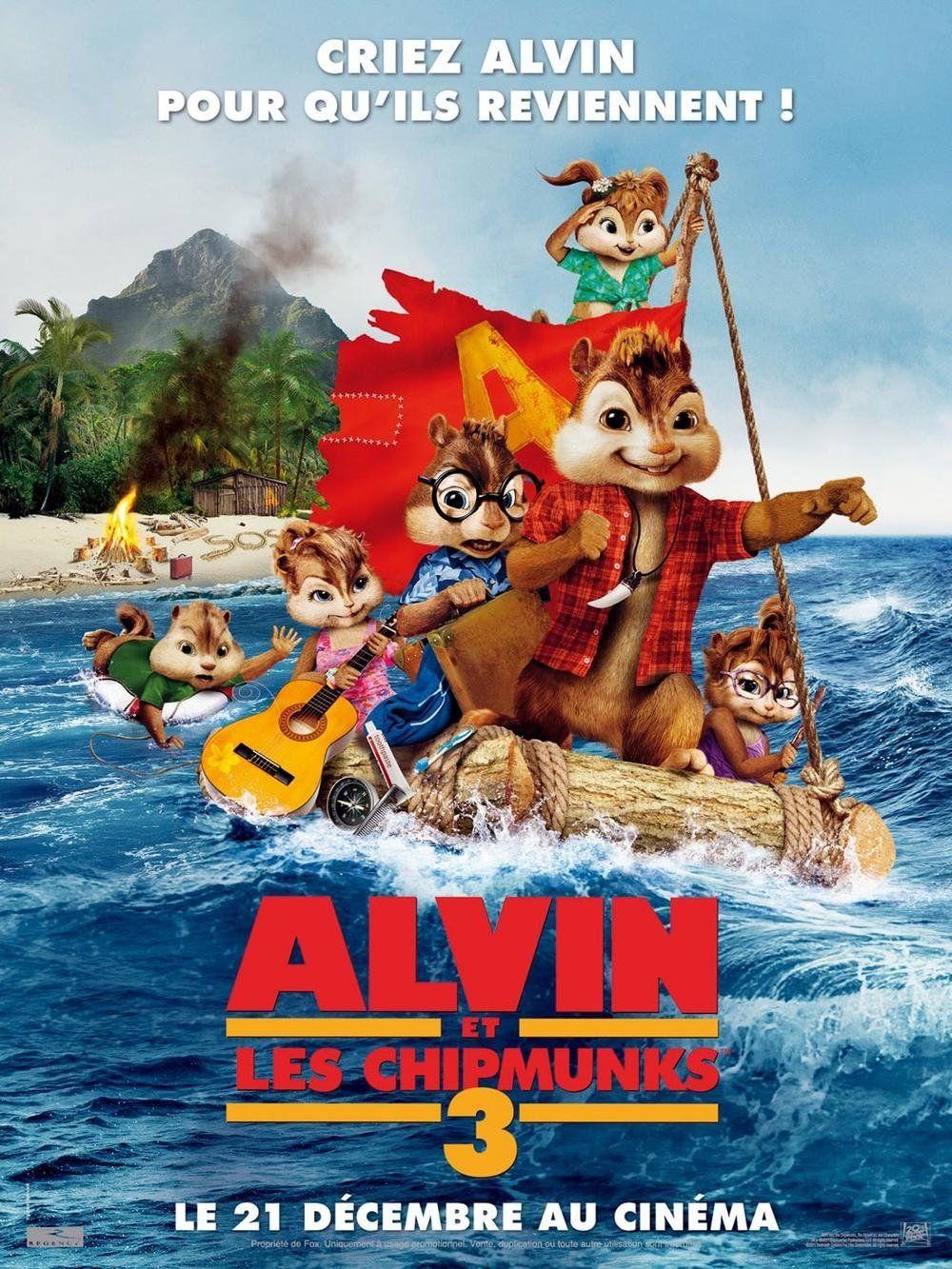 Alvin Et Les Chipmunks 3 Francia Dvd Les Alvin Chipmunks Dvd Alvin And The Chipmunks Alvin And Chipmunks Movie Chipmunks