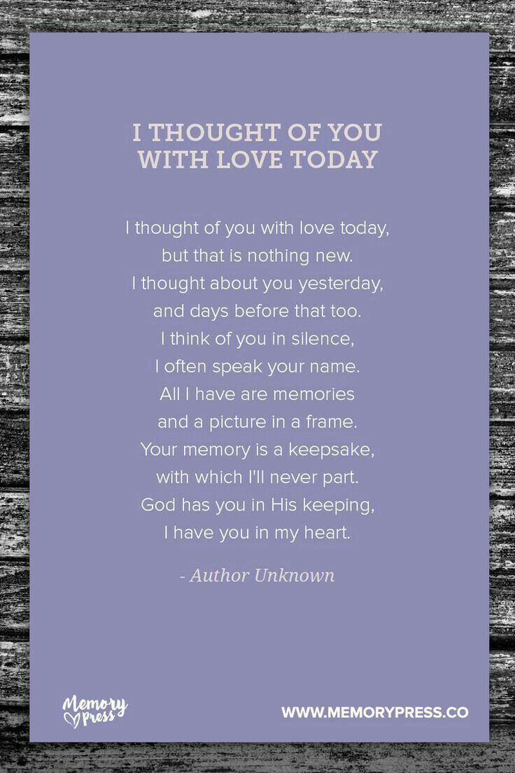 Pin by Margaret Matzdorff on Missing Steve Funeral poems