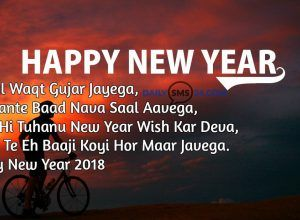 happy new year wishes in punjabi 2018