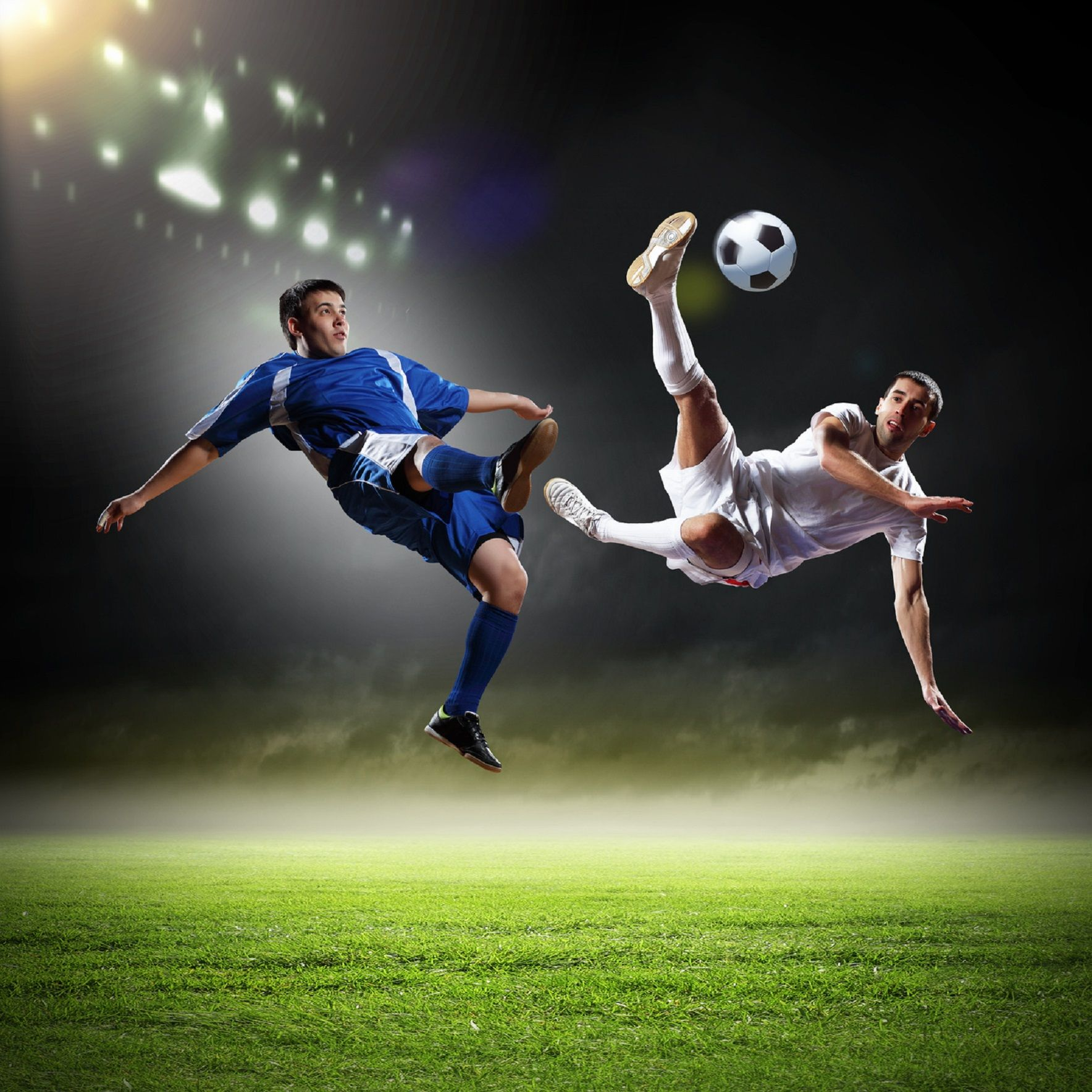 Dynamic Stretching For Soccer Games Dynamic stretching