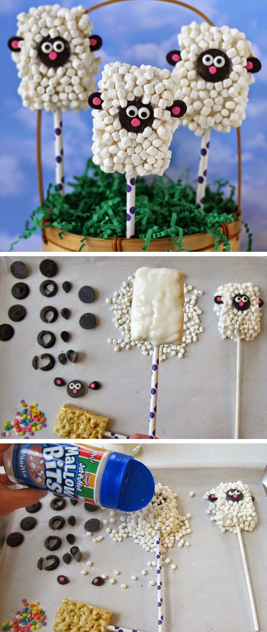 24 DIY Spring Crafts for Kids to