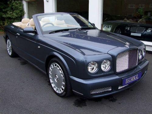 Bentley Azure Convertible