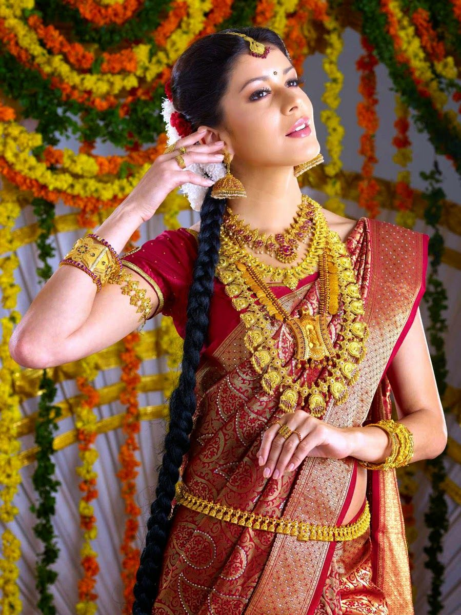 Jewels pinterest beautiful indian wedding jewellery and jewellery - Mango Necklace And Long Gundla Haram Jewellery Designs Bridal Makeover Indian