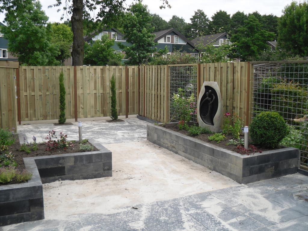 zelf een tuin aanleggen google zoeken tuin pinterest