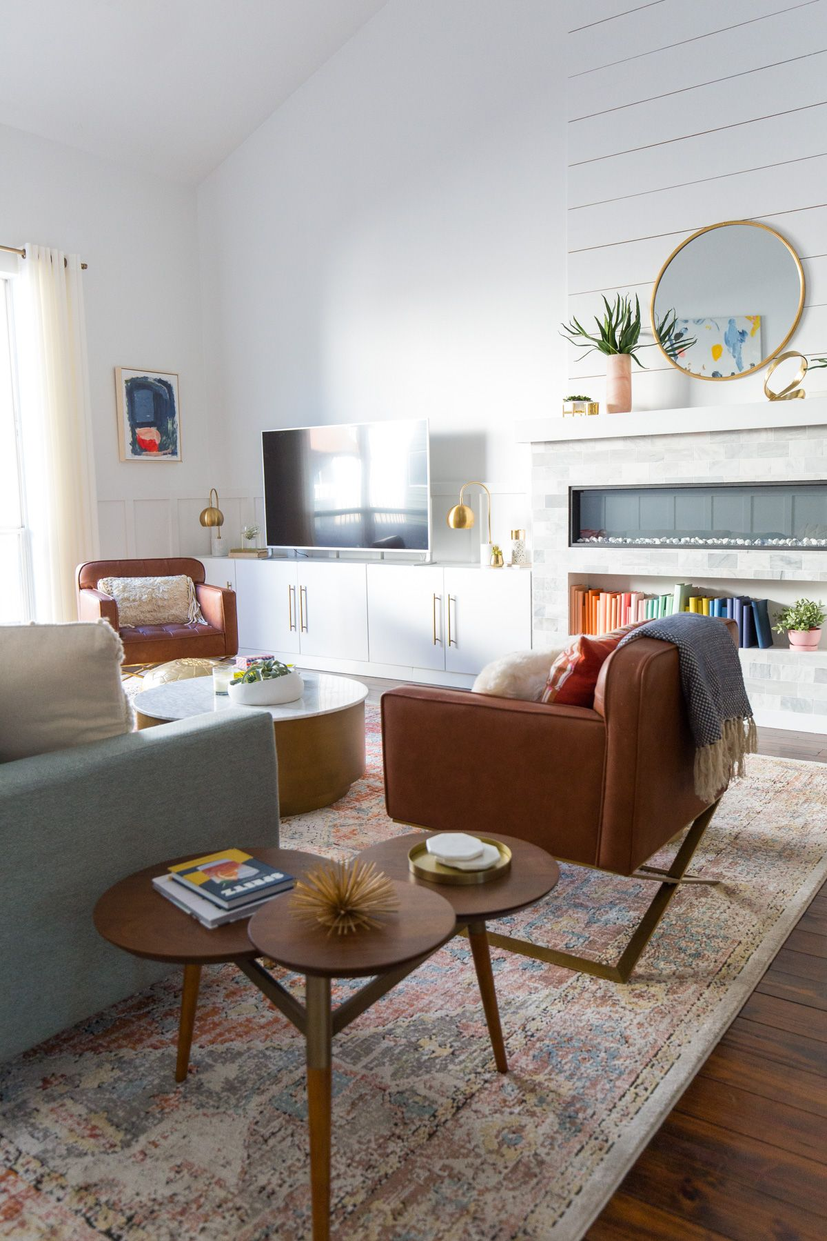 Big Reveal: Finally Sharing Our Finished Living Room Makeover ...