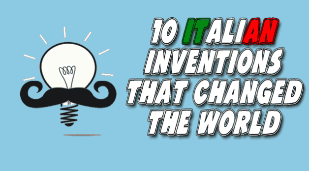 10 invensions that changed the world