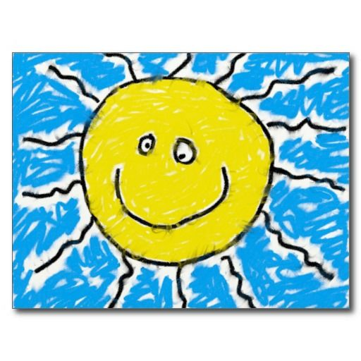 Smudgy Sun By Prawny