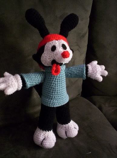 Wakko Warner from Animaniacs... now with COMPLETE pattern! - CROCHET ...