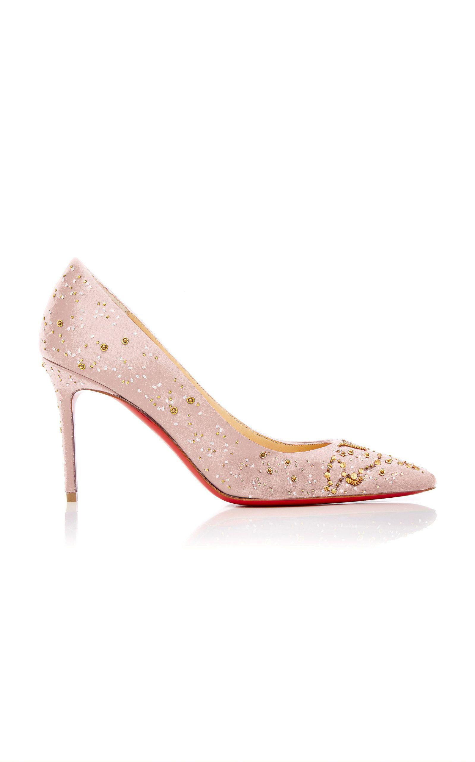 fcf1f82a869 CHRISTIAN LOUBOUTIN M O EXCLUSIVE  SAGITTARIUS ZODIAC PUMP.   christianlouboutin  shoes