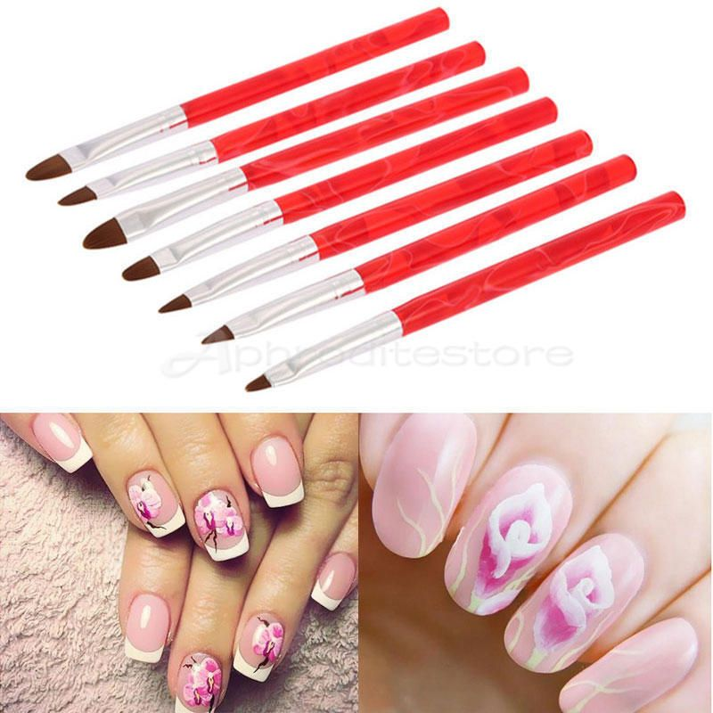 Nail Art Pens & Brushes #ebay #Health & Beauty   Uv gel and Products