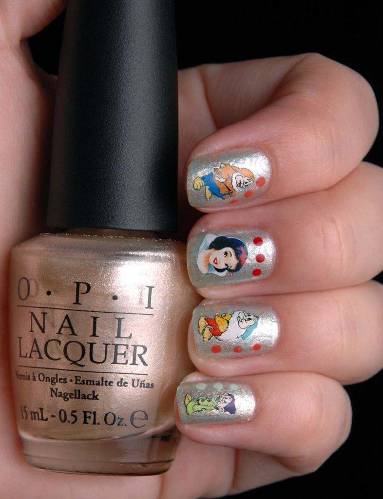 disney characters lovee - Disney characters | Pinterest - Nagelkunst ...