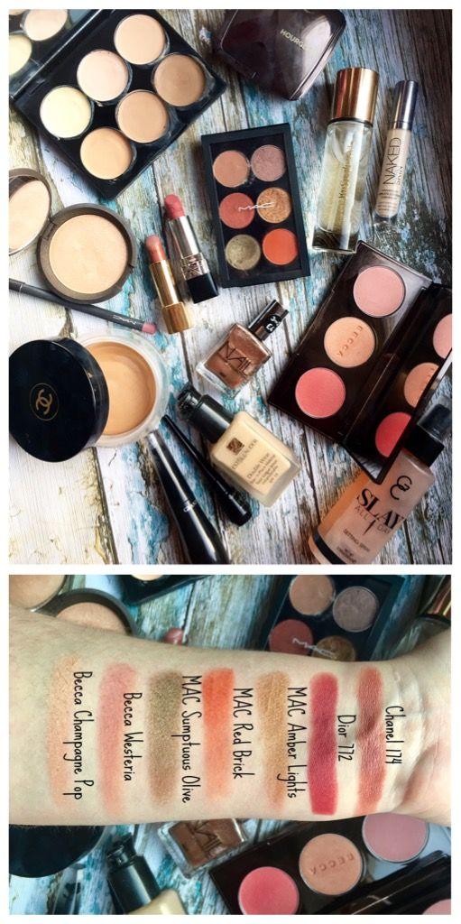 The Winter Edit Swatches Dior 772, MAC, Chanel, Matte Lipstick