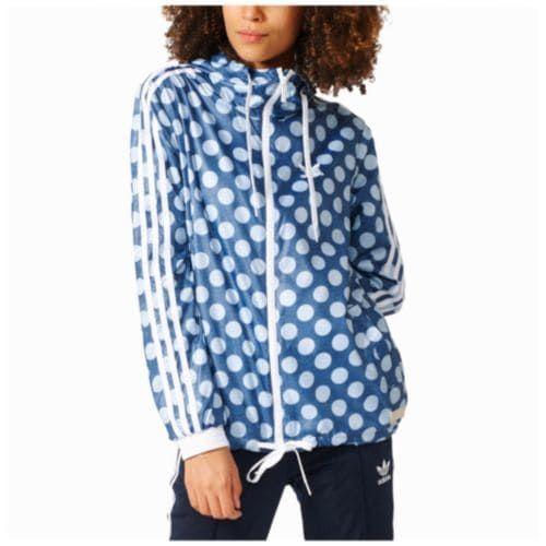 Adidas Z.N.E. Heartracer jacket for women light grey