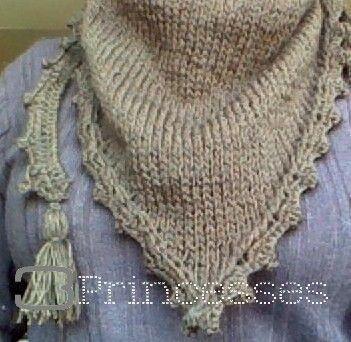 modele tricot cheche