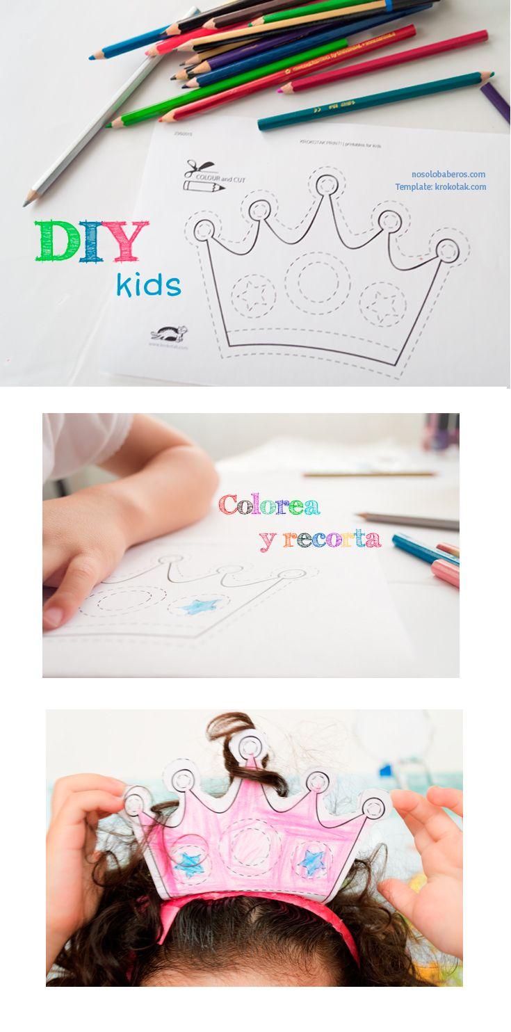 Actividades Infantiles Sencillas Y Divertidas Nosolobaberos - Manualidades-nias