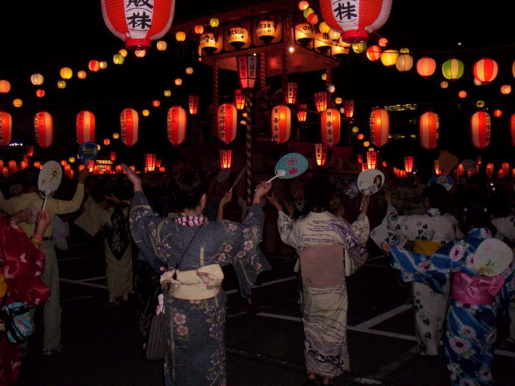 Random ThoughtsMemories of JapanMajor Holidays and Festivals