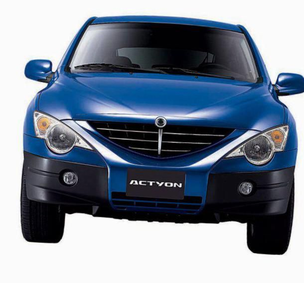 Actyon SsangYong auto - http://autotras.com