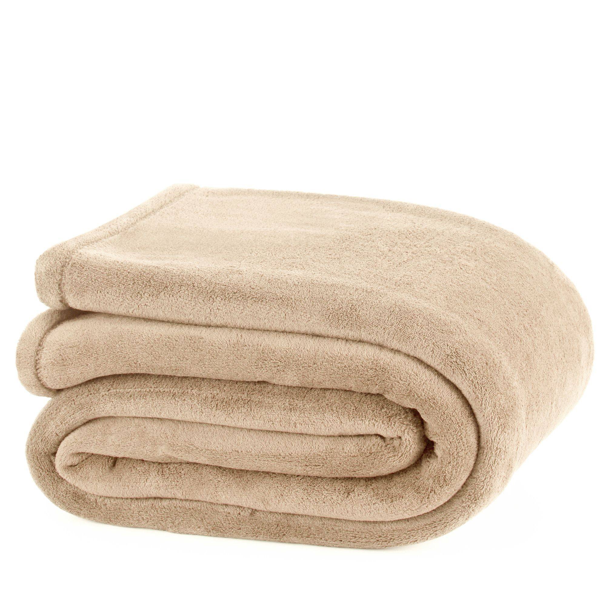 Plush Throw Blanket