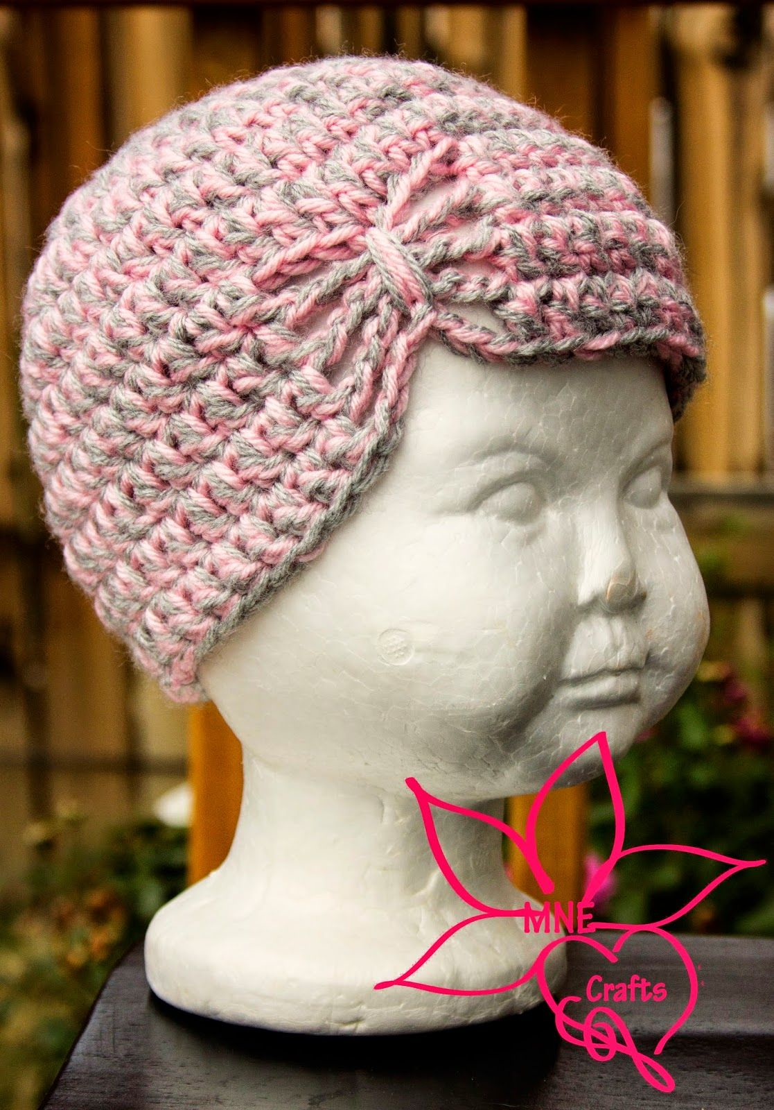 MNE Crafts: Random Pattern Find - Butterfly Beanie | Moogly ...