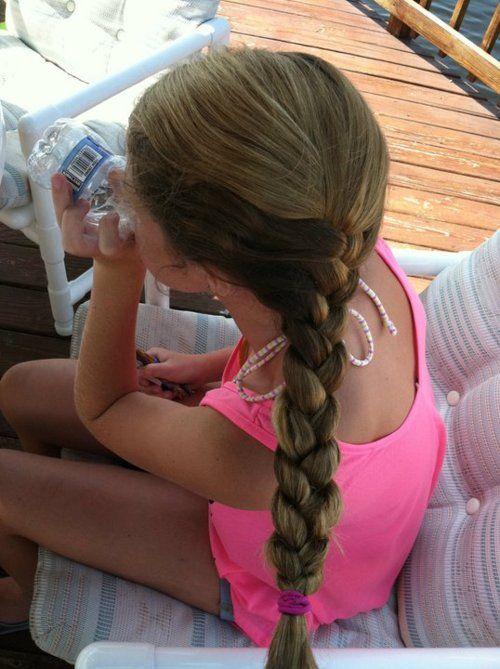 summer braids