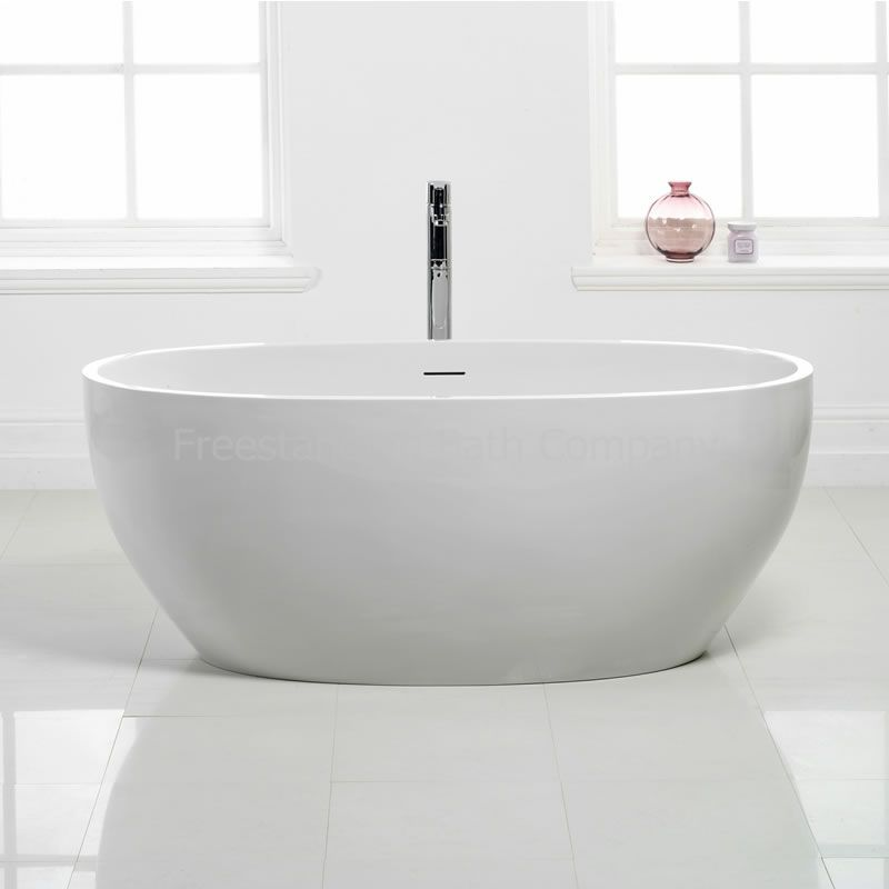 West End Small Freestanding Bath | Bathroom | Pinterest ...