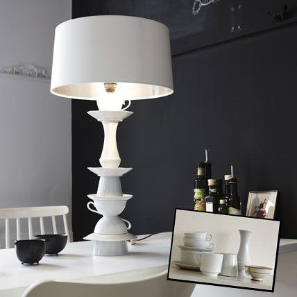 selber machen sch ne lampen oh sweet design pinterest. Black Bedroom Furniture Sets. Home Design Ideas