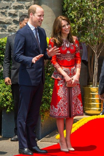 Day 3 of Kate Middleton & Prince William's trip to India