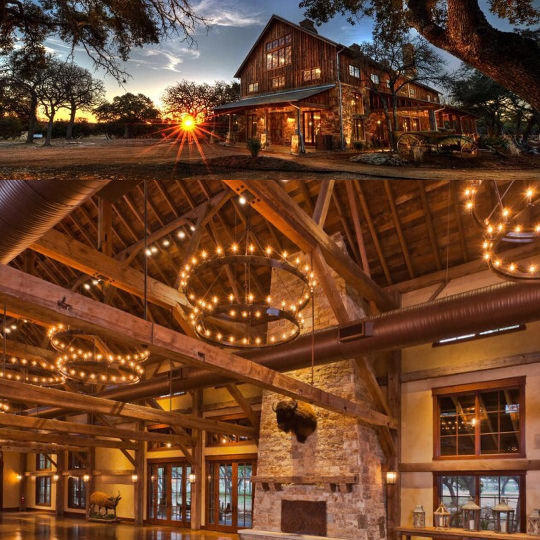 This circa 1870 barn (now a special event venue) is an