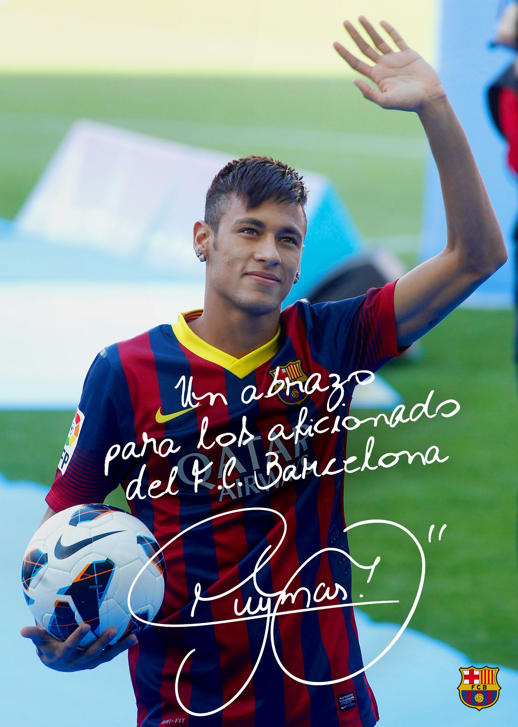 8ba08756d Get your Neymar s autograph and write whatever you want with his original  handwritting at neymarjr.mystarautograph.com