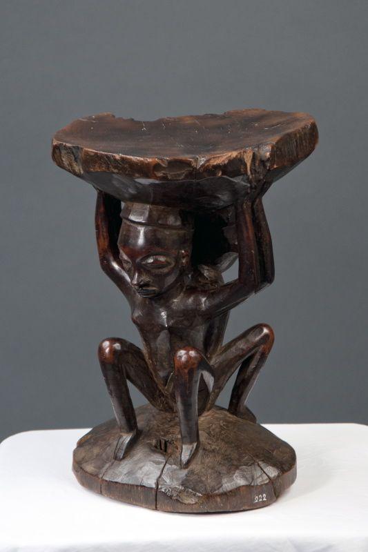 Bernd Goeckler Inc African Sculptures Chair Design