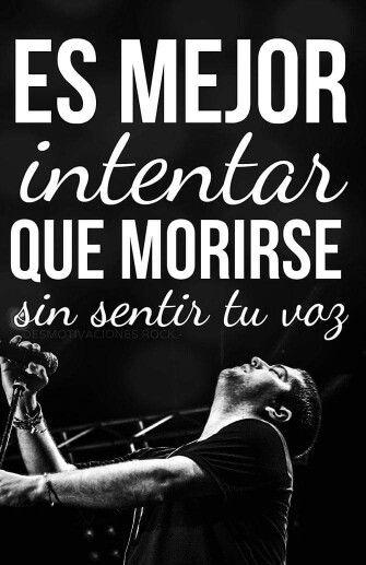 Frases De Rock Nacional Sin Musica No Se Vive Rock Rock Roll