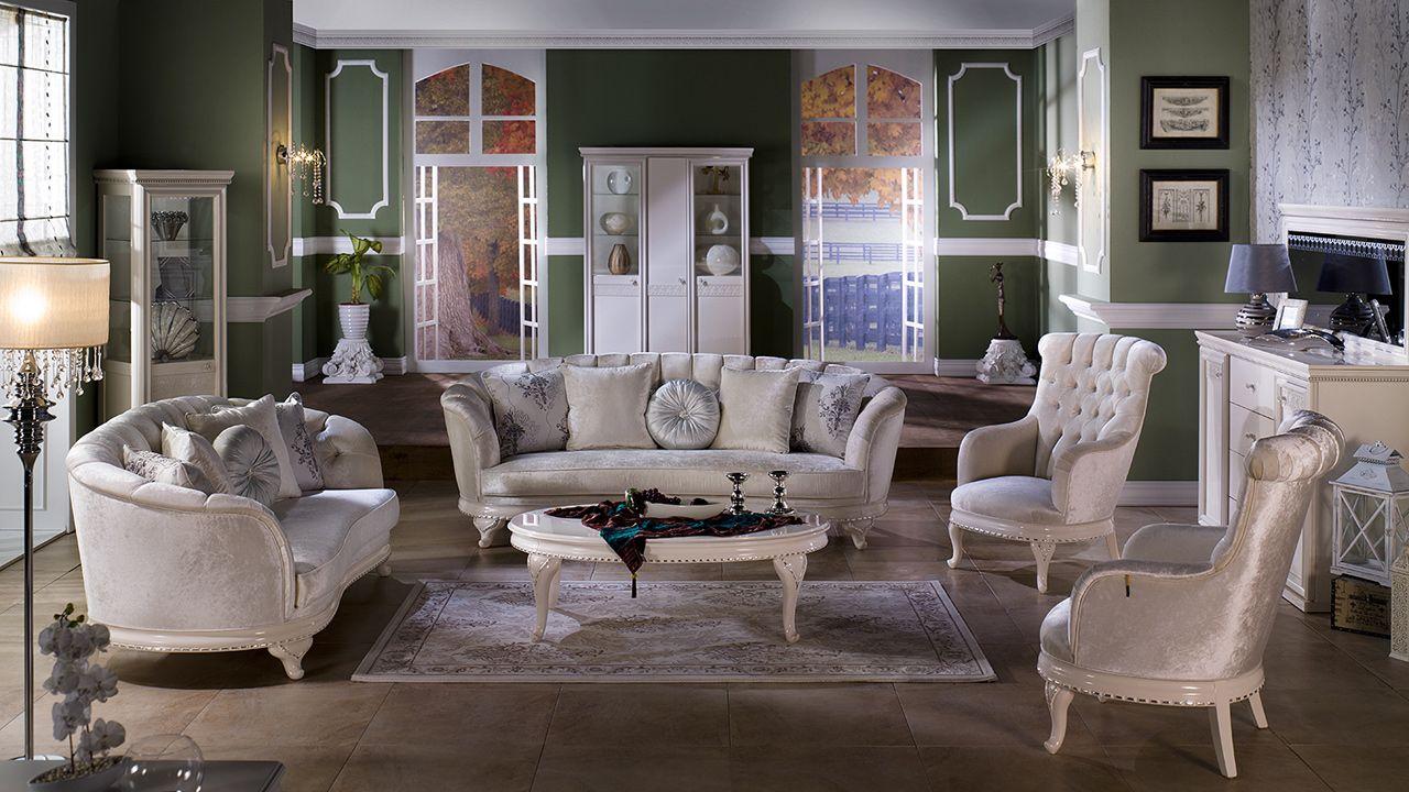 Istikbal Möbel barok koltuk takımı istikbal mobilya