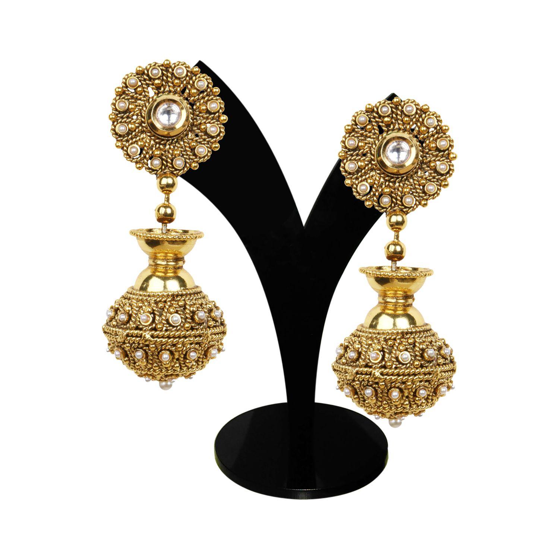 2aa93ecbf Traditional Earring | Earrings To Die For | Traditional earrings ...