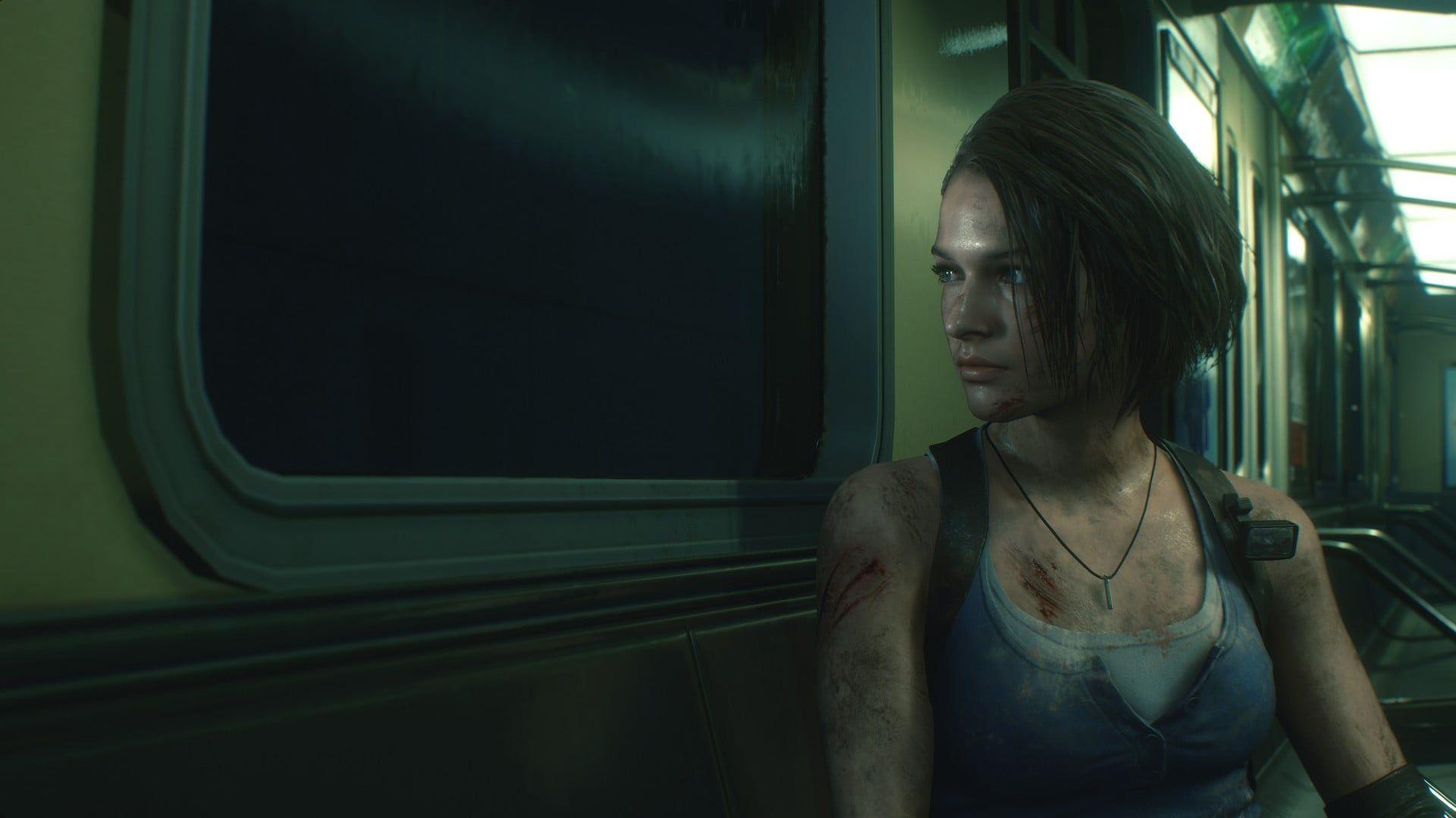 Jill Valentine Resident Evil 3 1080p Wallpaper Hdwallpaper