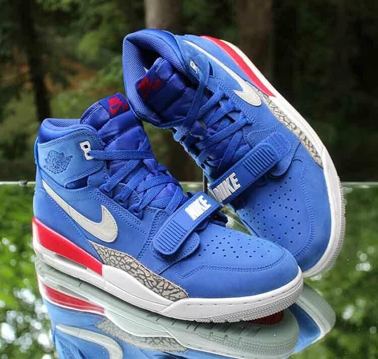 Nike Air Jordan Legacy 312 Pistons Don C's Men's Size 11