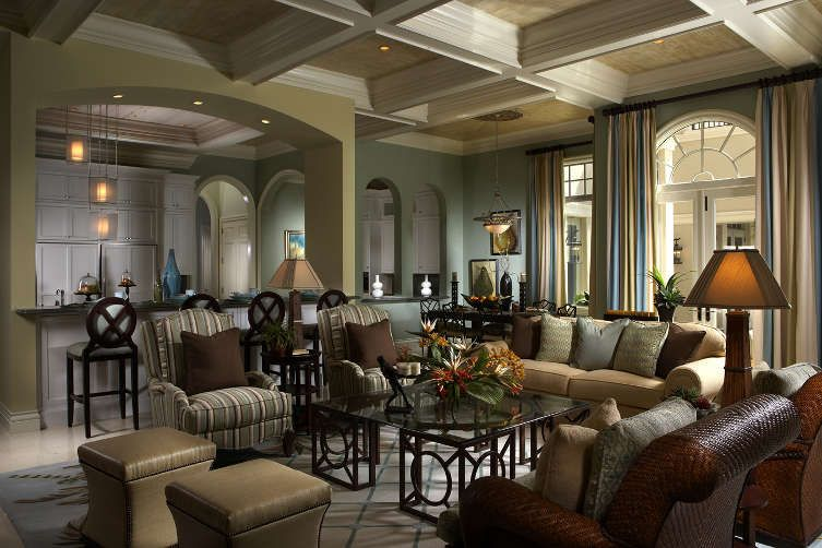 Need That Green Pant Color: High End Interior Design Firm, Decorators  Unlimited,