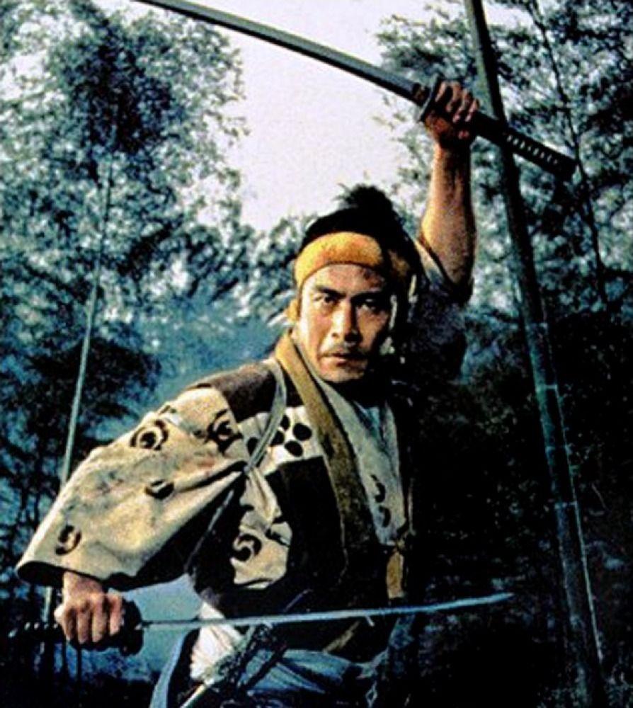 Warrior Film Online: TOSHIRO MIFUNE / MIYAMOTO MUSASHI (dir: Hiroshi Inagaki