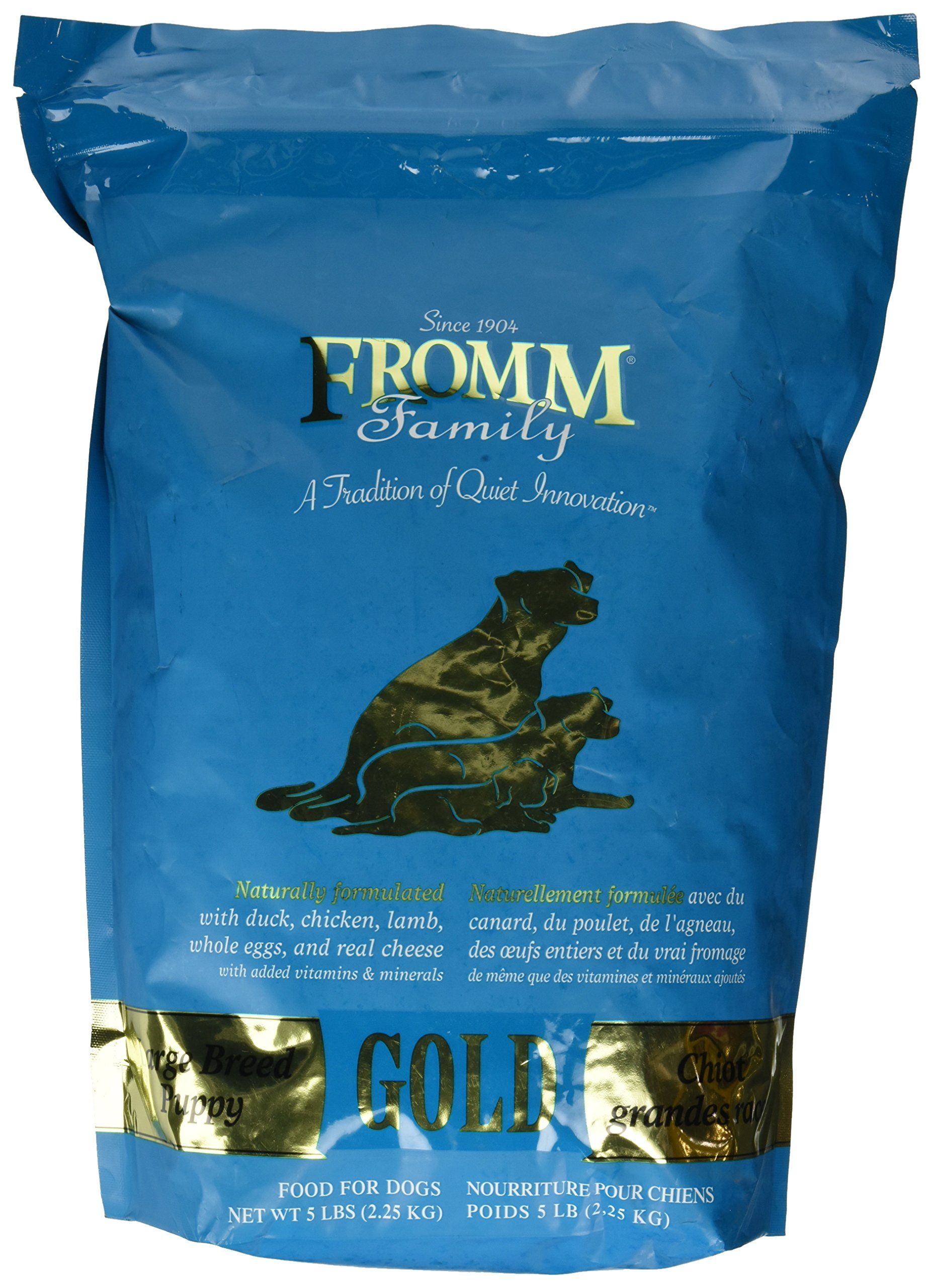 Fromm Gold Puppy Food Large Breed 5 lb Continue to the