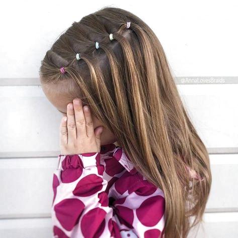 Mooie Kapsels Voor Schoolmeisjes Kapsels Voor Londynn Gir | Hairstyles Hairstyles - Hair Beauty