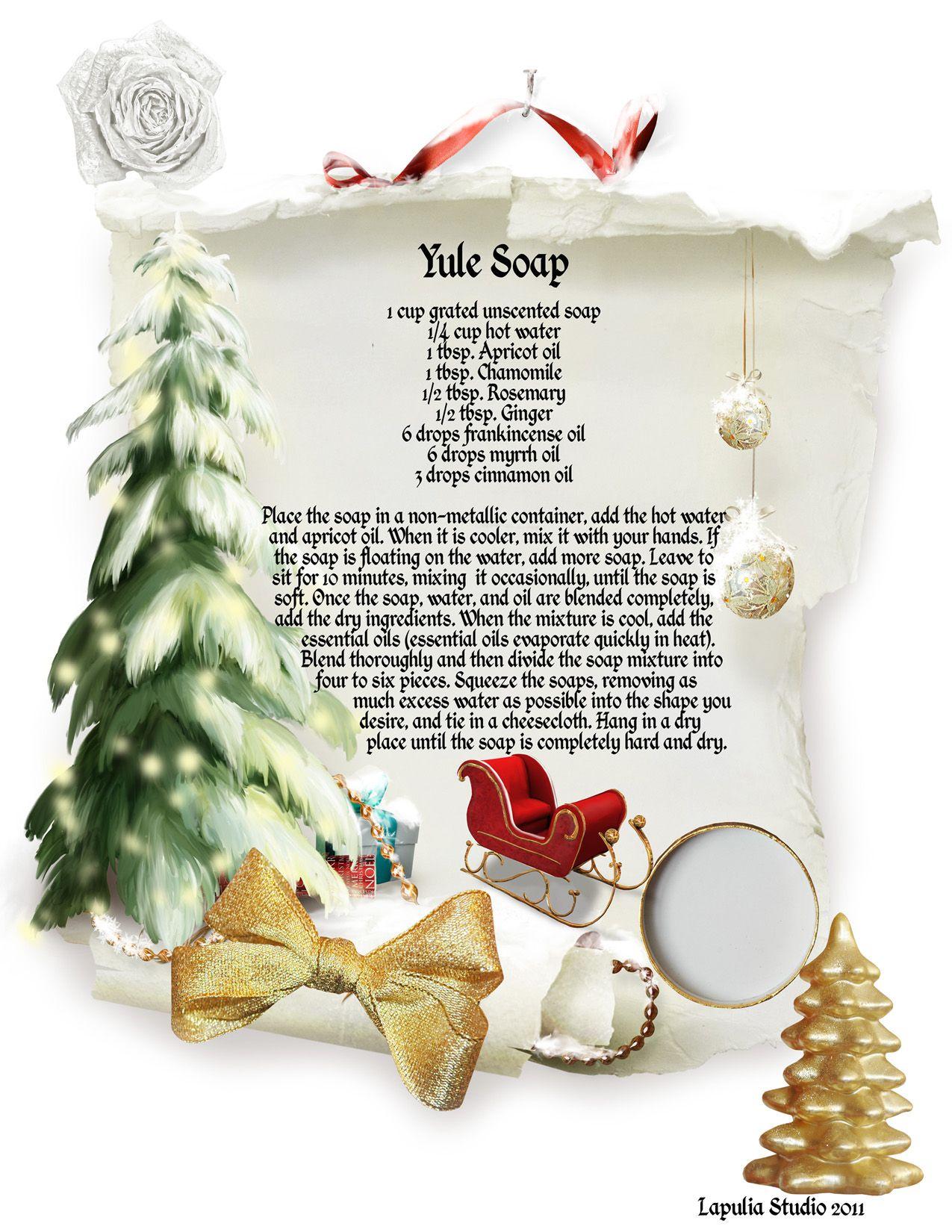 Yule - Pagan Holiday information page - Book of Shadows   Paganism ...