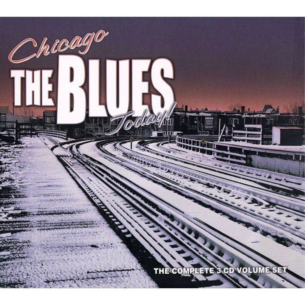 Various Artists - Chicago/The Blues/Today!