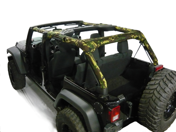 Dirtydog 4x4 Custom Camo Roll Bar Cover