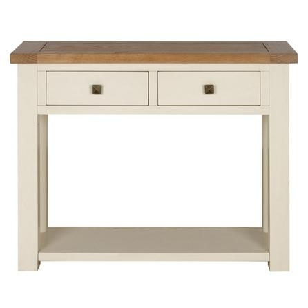 Cream Console Table henley cream console table | dunelm £229.99 | my dream kitchen