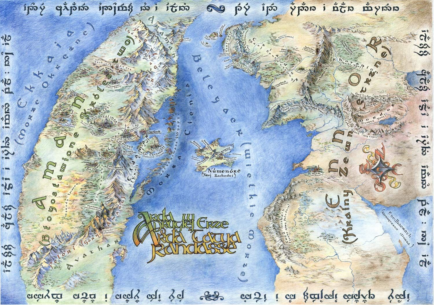 Maps of middle earth first age rich and strange aeons minute maps of middle earth first age rich and strange aeons minute clinic books gumiabroncs Gallery