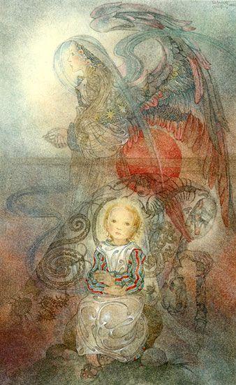 240 Sulamith Wulfing ideas | illustrators, illustration art, fantasy art