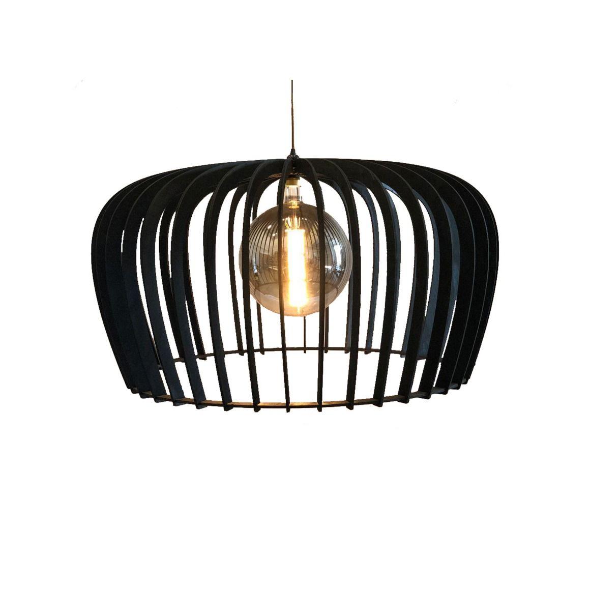 Citrouille Hanglamp 75cm Hanglamp Led Lamp Lampen
