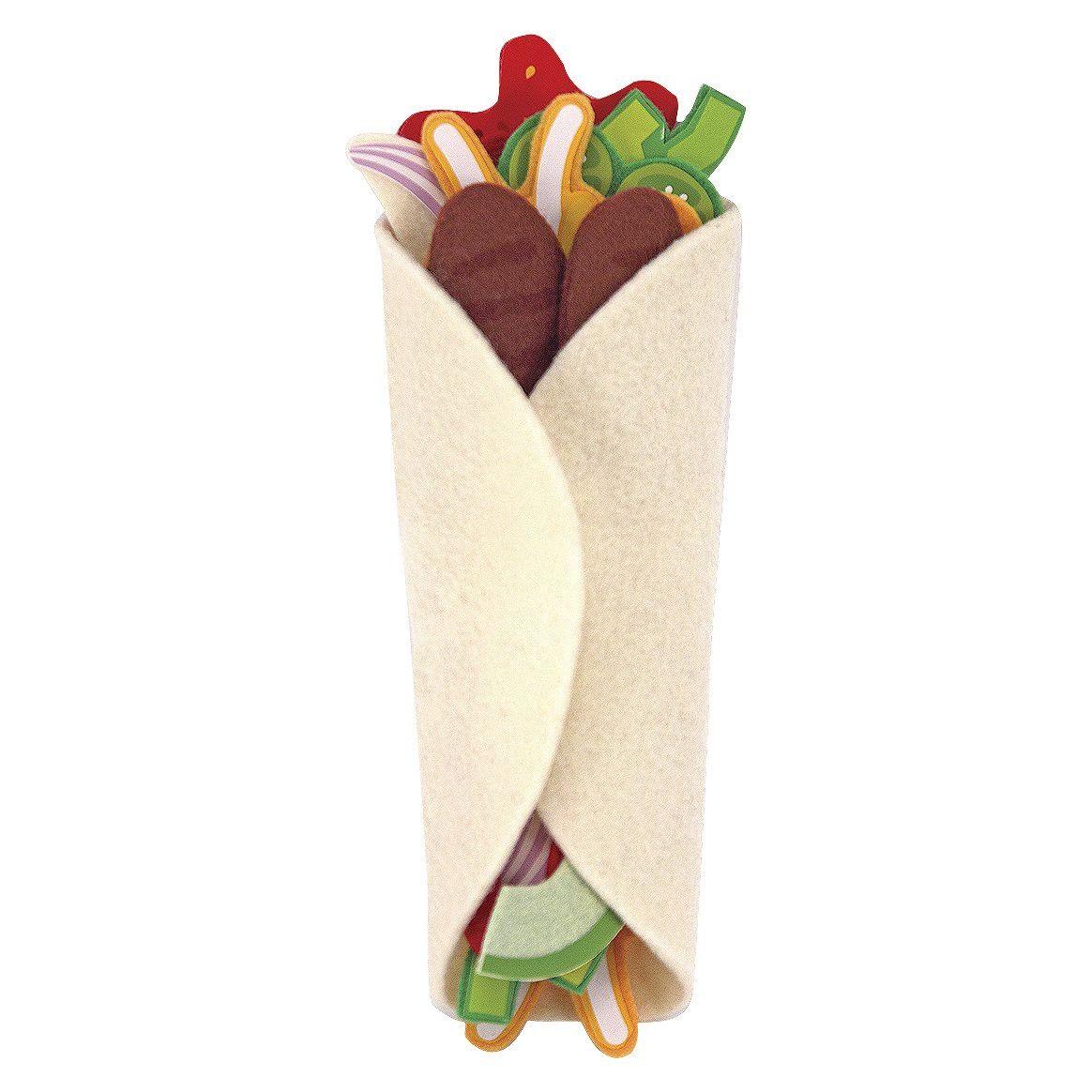 Melissa & Doug® Felt Food - Taco & Burrito Set : Target | EC ...