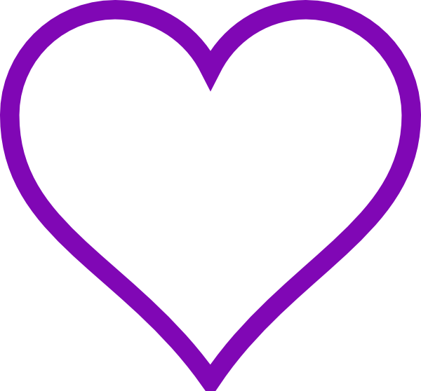 Pretty hearts purple 3d love heart with transparent background pretty hearts purple 3d love heart with transparent background valentine clip art voltagebd Images