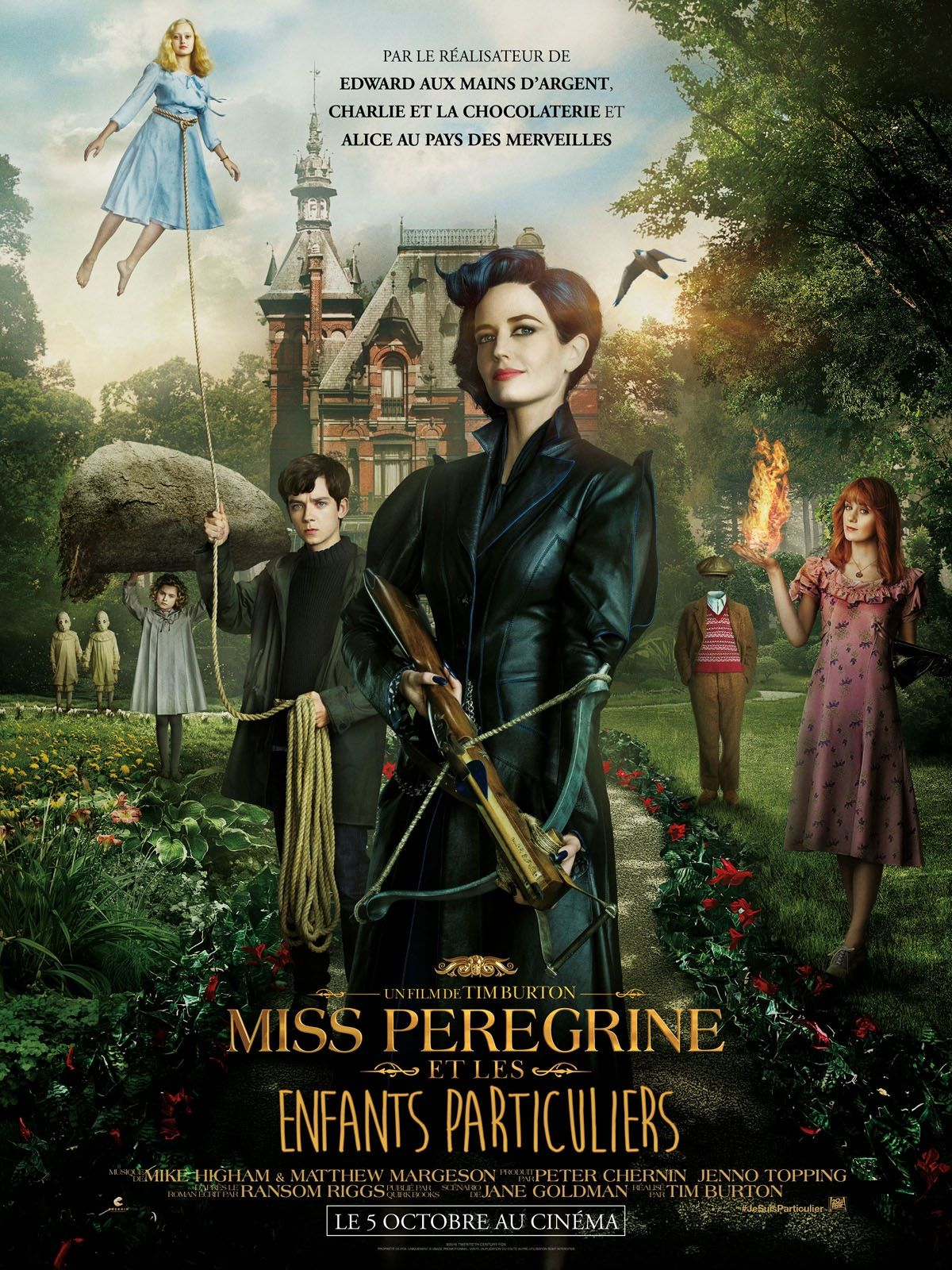 Charlie Et La Chocolaterie 2 Streaming Vf Check more at  https://www.nicolasbravo.info/char… | Peculiar children movie, Peculiar  children, Home for peculiar children